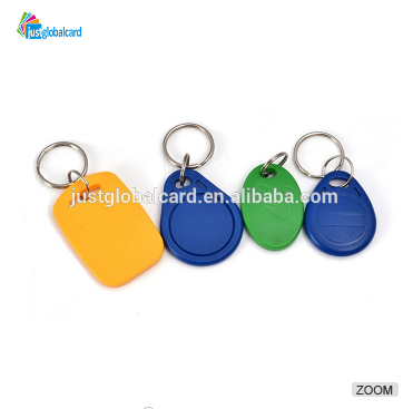 RFID ABS Key Fob For Access Control