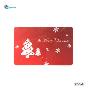 Custom Design Printable PVC Gift Card For Supermarket Membership