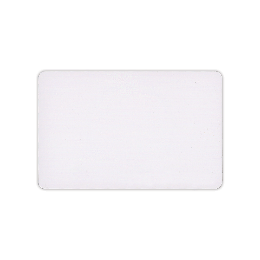 Factory Price Personalized Printable Custom White PVC Card